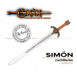 Marto Toledo Bronze Conan´s Father Sword 60115 068549