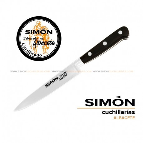 "Cuchillo Filetero SIMÓN ""Chef"" 005.310"