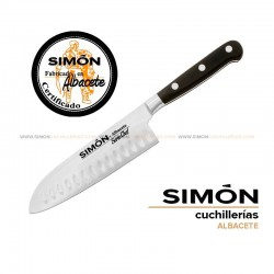 "SIMÓN ""Chef"" Santoku Knife 005.302"