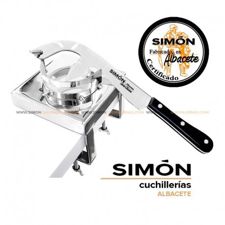 """SIMÓN """"Classic"""" Professional Table Oyster Opener 023.313"""