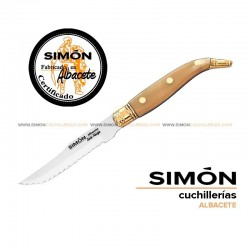 "SIMÓN ""Navaja"" Bull Serrated Steak Knife 123.066"
