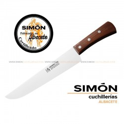 "SIMÓN ""Classic"" Professional Wood Fillet Knife 005.088 005.089 005.090 005.091 005.092 005.093"