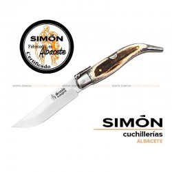 SIMÓN 20th Deer Albacete Classic Knife 123