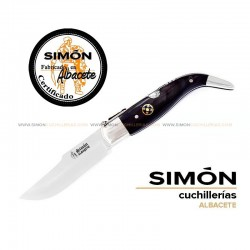 SIMÓN 20th Bull Albacete Classic Knife 075.141