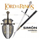 Lord of the Rings Anduril Sword