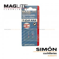 MAGLITE Solitaire 1-Cell AAA Replacement Lamps 097.010