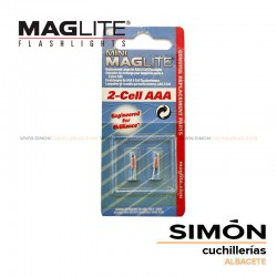MINI MAGLITE 2-Cell AAA Replacement Lamps 097.011