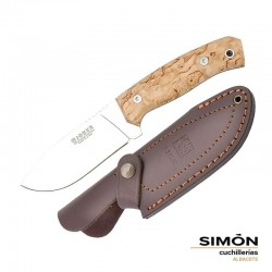 Joker CL59 Curly Birch Knife