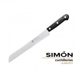 Simón Albacete Bread Knife