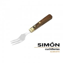 "Simón ""Castilla"" Wood Steak Fork 005.114"